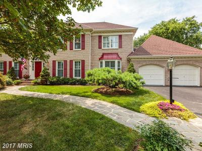 Fairfax Station VA Single Family Home For Sale: $934,950