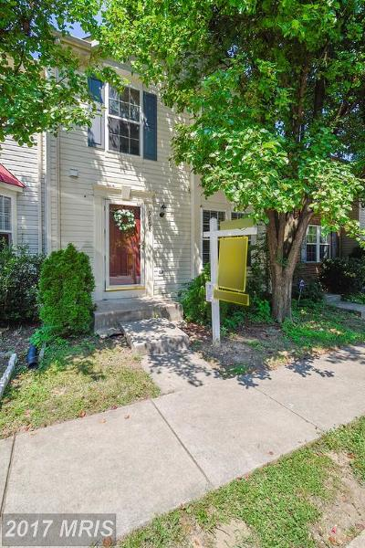 Alexandria VA Townhouse For Sale: $480,000