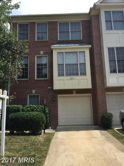 Townhouse For Sale: 5601 Brookland Court