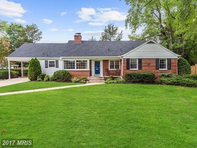 Alexandria Single Family Home For Sale: 2002 Prices Lane