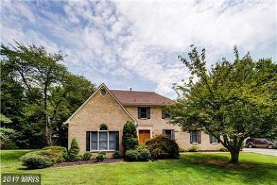 Falls Church Single Family Home For Sale: 3400 Malbrook Drive