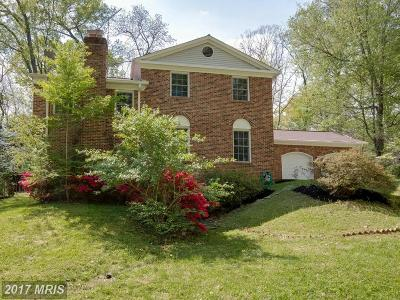 Annandale Single Family Home For Sale: 3436 Holly Road