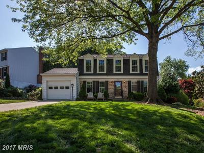 Single Family Home For Sale: 3429 Austin Court