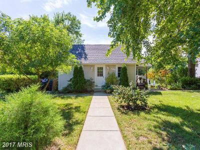 Single Family Home For Sale: 4901 Franconia Road