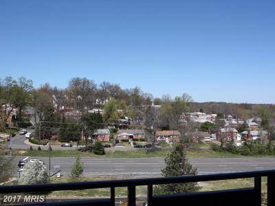 Falls Church Condo For Sale: 6001 Arlington Boulevard #502