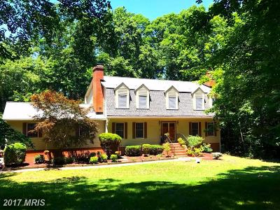 Fairfax Station VA Single Family Home For Sale: $779,000