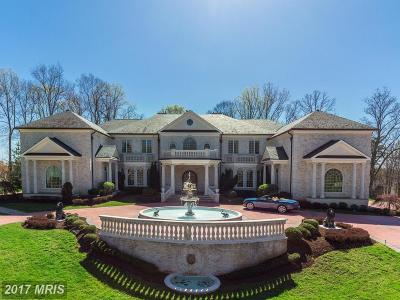 Fairfax Single Family Home For Sale: 5335 Summit Drive
