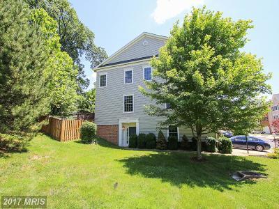 Alexandria Townhouse For Sale: 3388 Beechcliff Drive