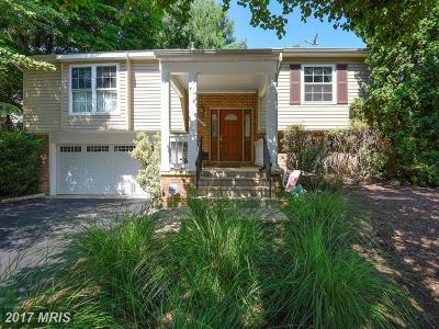 Fairfax Single Family Home For Sale: 3002 Robin Ridge Court