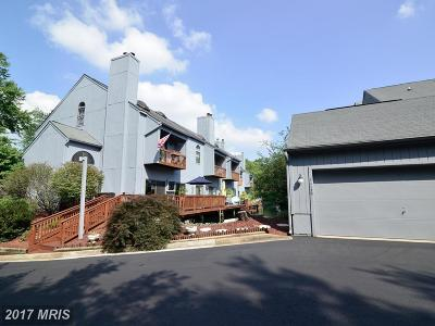 Reston Townhouse For Sale: 11120 Glade Drive