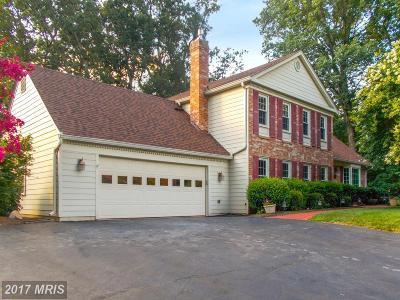 Oakton Single Family Home For Sale: 10907 Blue Roan Road