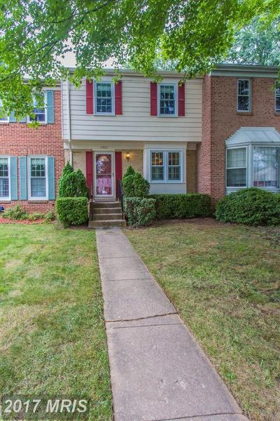 Annandale Single Family Home For Sale: 4001 Rainbow Glen Court