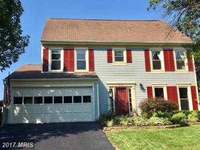 Alexandria VA Single Family Home Sale Pending: $634,900