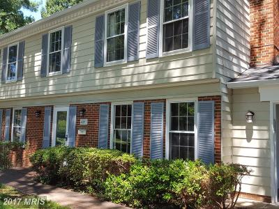 Annandale Single Family Home For Sale: 4807 Wakefield Chapel Road