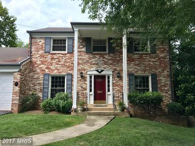 Mclean Single Family Home For Sale: 6220 Nelway Drive