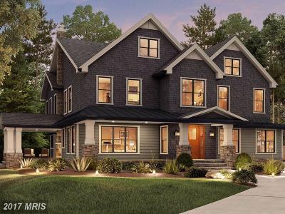 Fairfax Single Family Home For Sale: 3140 Highland Lane