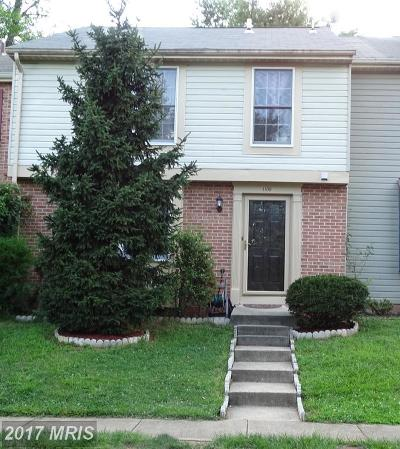Townhouse For Sale: 1109 Lopez Lane