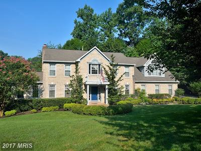 Fairfax Station VA Single Family Home For Sale: $764,000
