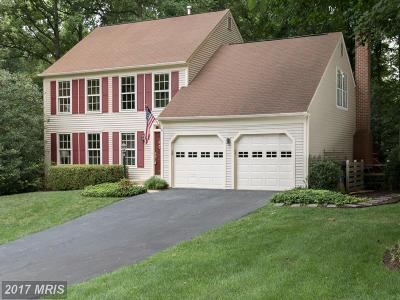 Fairfax Station VA Single Family Home For Sale: $739,000