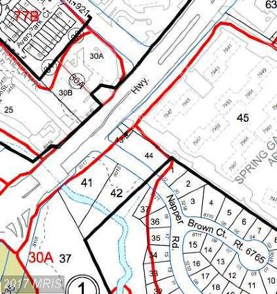 Alexandria Residential Lots & Land For Sale: Richmond Highway