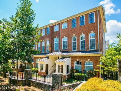 Fairfax Townhouse For Sale: 4451 Beacon Grove Circle #708B