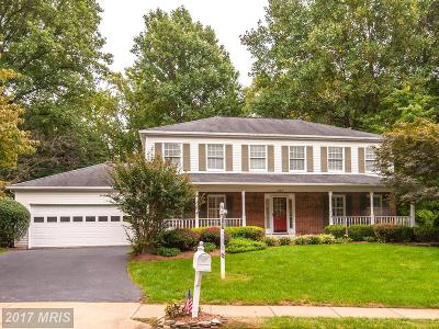 Reston Single Family Home For Sale: 1329 Quail Ridge Drive