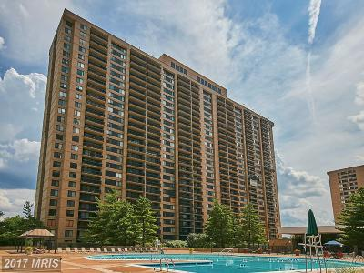 Falls Church Condo For Sale: 3705 George Mason Drive #102-S