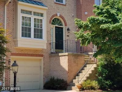Alexandria Townhouse For Sale: 6150 Cilantro Drive