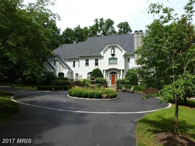 Great Falls VA Single Family Home For Sale: $2,000,000