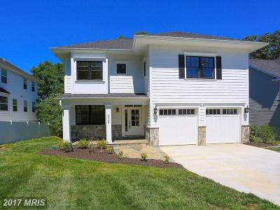 Falls Church Single Family Home For Sale: 7734 Lisle Avenue