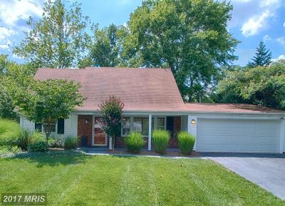 Greenbriar Single Family Home For Sale: 13026 Maple View Lane