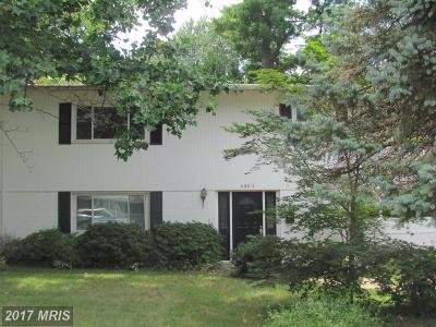Mclean Single Family Home For Sale: 6803 Old Chesterbrook Road