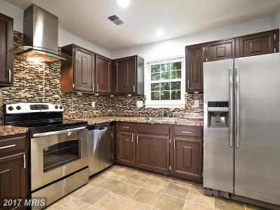 Reston Townhouse For Sale: 11721 Dry River