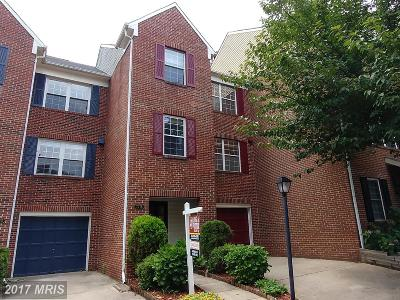Falls Church Townhouse For Sale: 7718 Marshall Heights Court