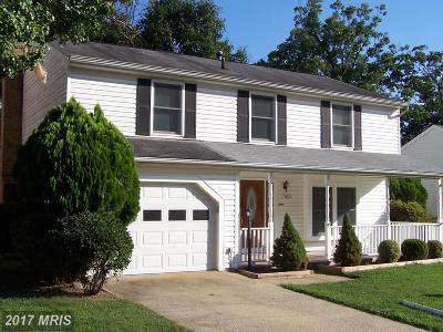 Lorton Single Family Home For Sale: 7641 Summerhill Court