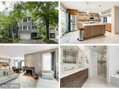 Reston Townhouse For Sale: 1930 Lakeport Way