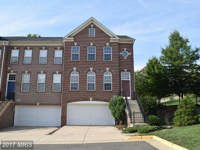 Lorton Townhouse For Sale: 8200 Gunston Commons Way