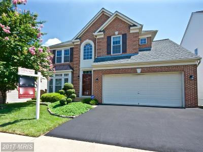 Lorton Single Family Home For Sale: 7886 Cranford Farm Circle