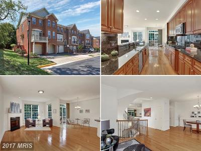 Fairfax Townhouse For Sale: 2998 Thompson Park Lane