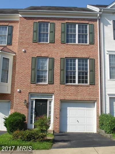 Lorton Townhouse For Sale: 9060 Two Bays Road