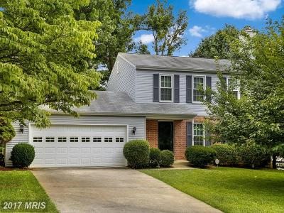 Single Family Home For Sale: 905 Young Dairy Court
