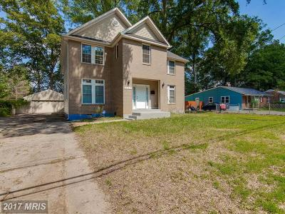 Single Family Home For Sale: 7909 Ashton Street