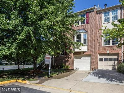 Centreville Townhouse For Sale: 14778 Flower Hill Drive