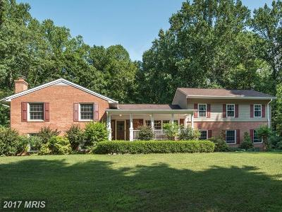 Fairfax Single Family Home For Sale: 4909 Briggs Road