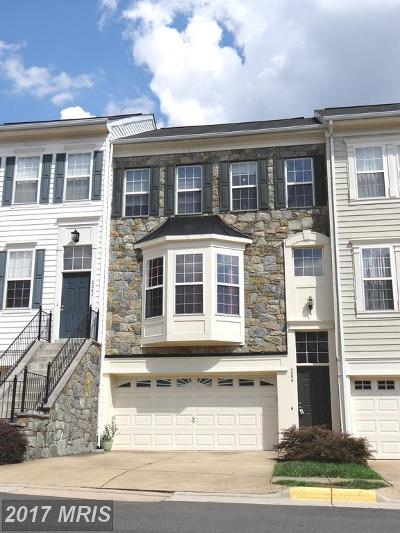 Herndon Townhouse For Sale: 2080 Capstone Circle