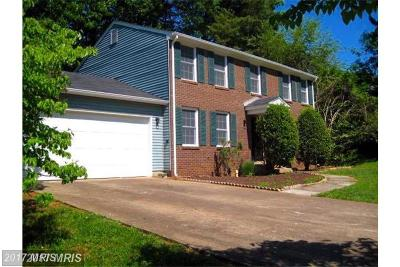 Falls Church Single Family Home For Sale: 3259 Holly Berry Court