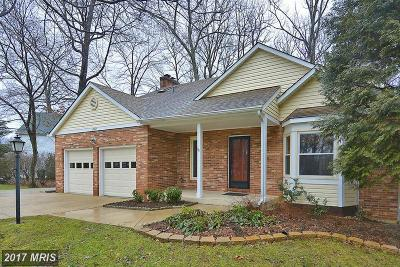 Single Family Home For Sale: 3007 Timber Wood Way