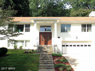 Potomac Hills Rental For Rent: 6185 Hardy Drive