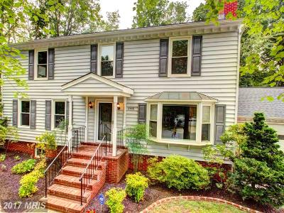 Mclean Single Family Home For Sale: 7329 Westerly Lane