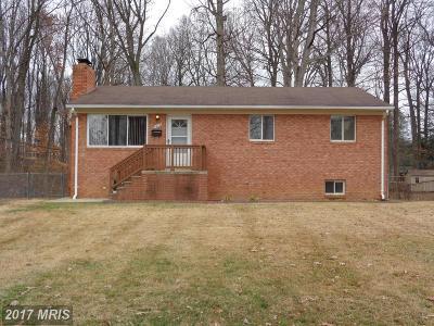 Annandale Rental For Rent: 7620 Roanoke Avenue